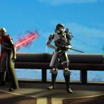 Star Wars: Clone Wars Adventures Screenshot