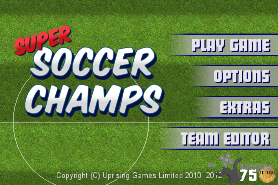 Super Soccer Champs 2013 Now iCade Compatible