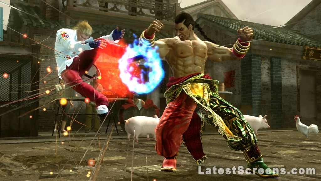 All Tekken 6 Screenshots for PlayStation 3, Xbox 360, PSP