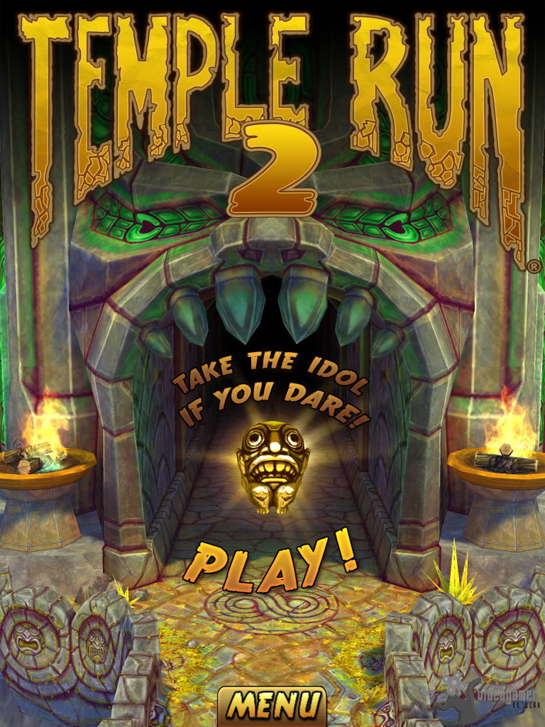 Temple Run 2 Now Available for Free