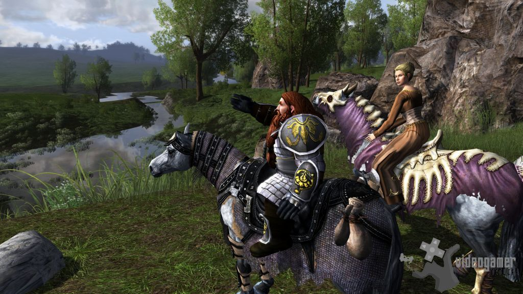The Lord of the Rings Online: Riders of Rohan War-Steeds