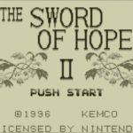 The Sword of Hope II Screenshot