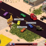 The World of Cars Online Screenshots