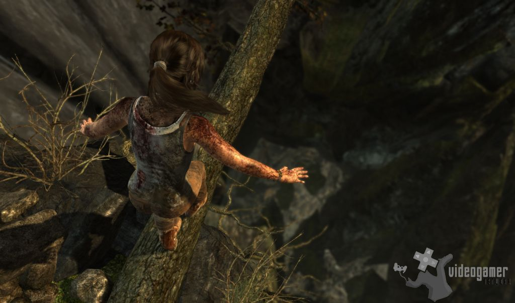 Tomb Raider - 'Scaling the Ziggurat' Video