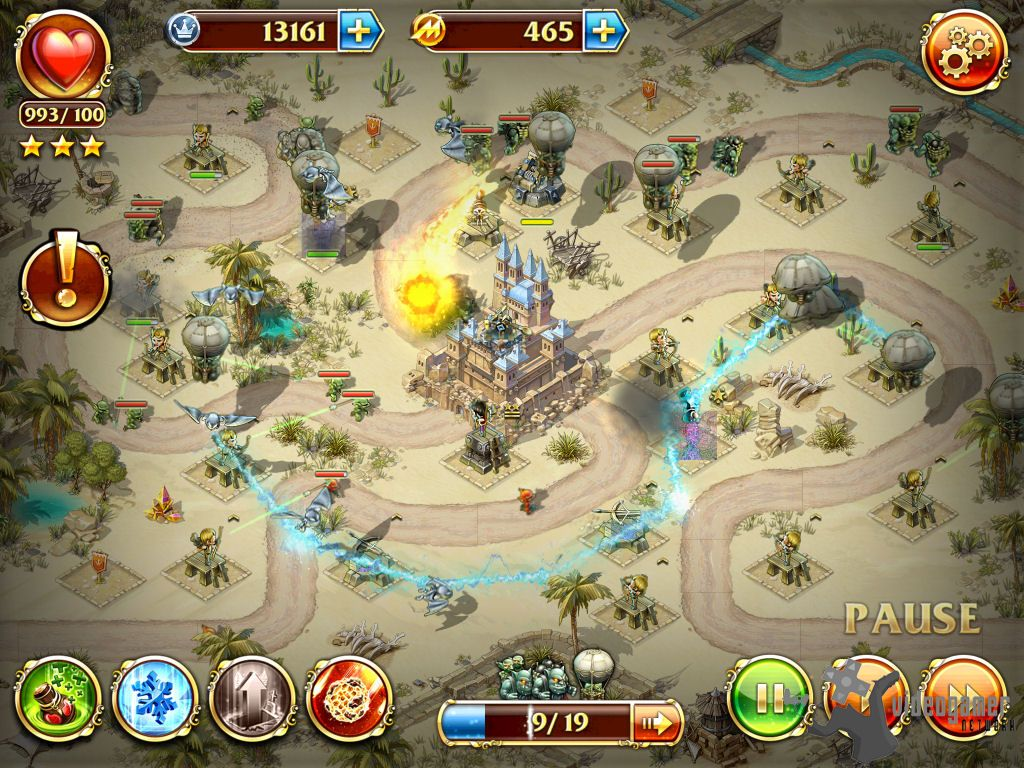 Toy Defense 3: Fantasy Released on iOS | Toy Defense 3: Fantasy