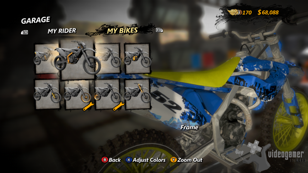 Composer for Trials Evolution Revealed
