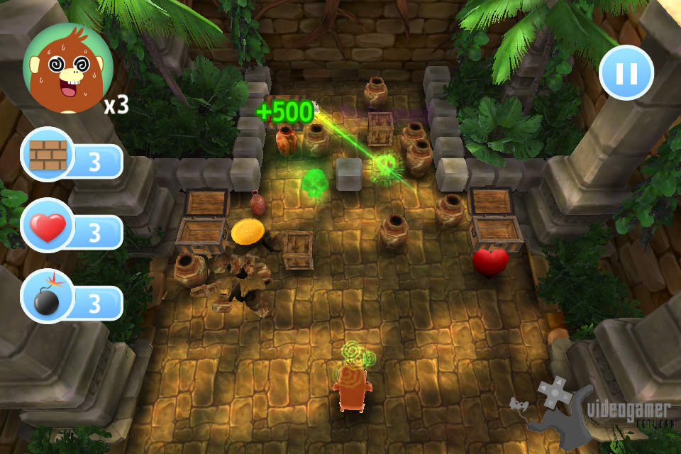 Troubled Tropical: Treasure Breaker Launched on App Store