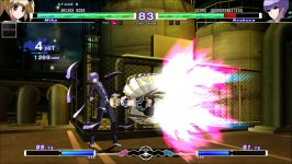 UNDER NIGHT IN-BIRTH Exe:Late[st] screenshots