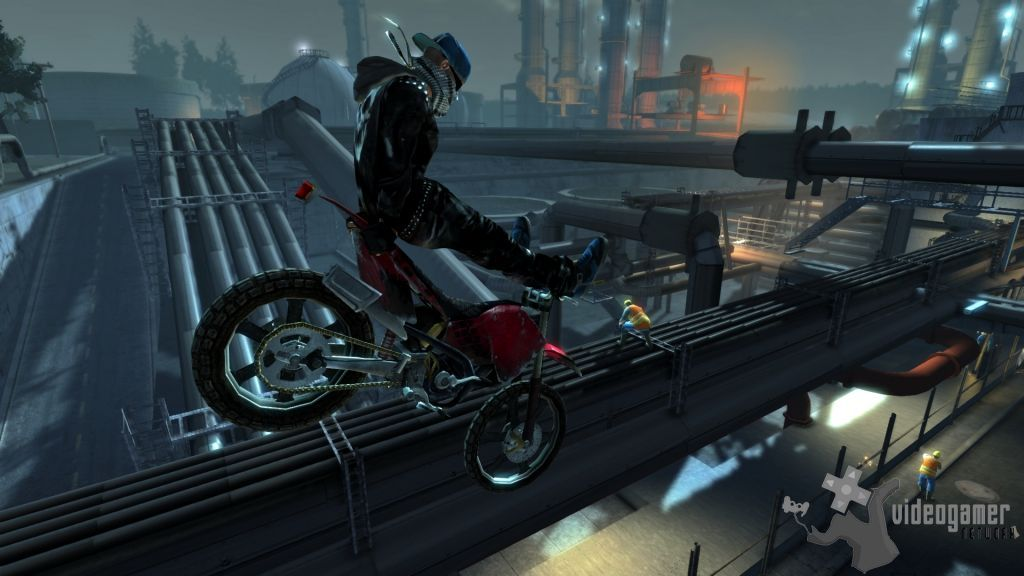 Urban Trial Freestyle Assets Released | Urban Trial Freestyle