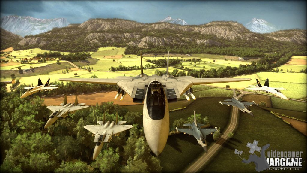 Wargame: AirLand Battle - 10 v 10 Multiplayer Mode Now Playable