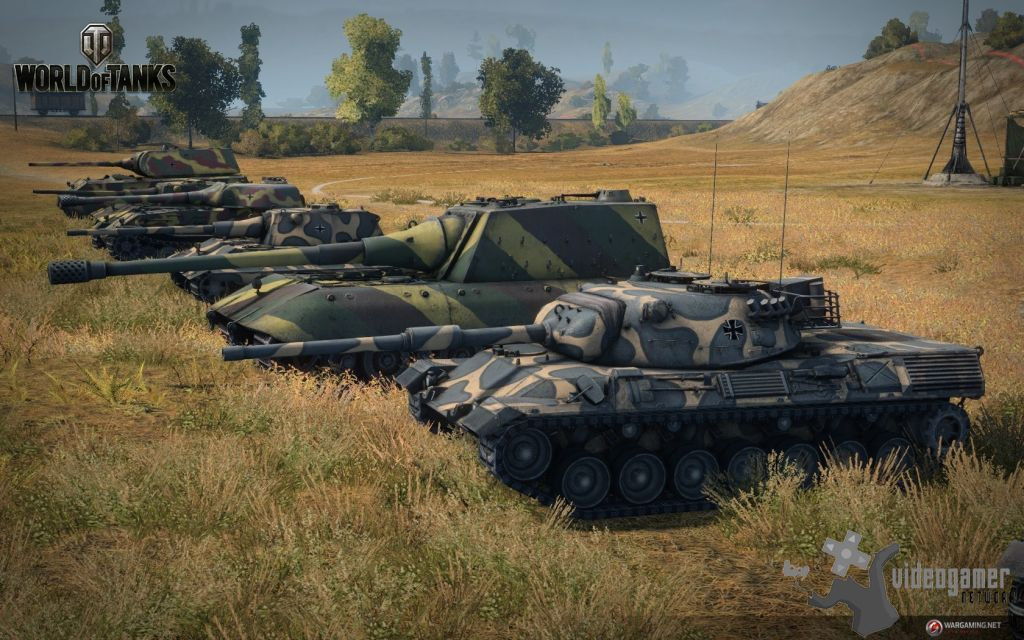 World of Tanks 8.11 Update