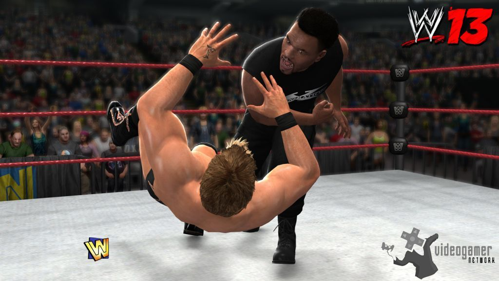 Mike Tyson in WWE 13