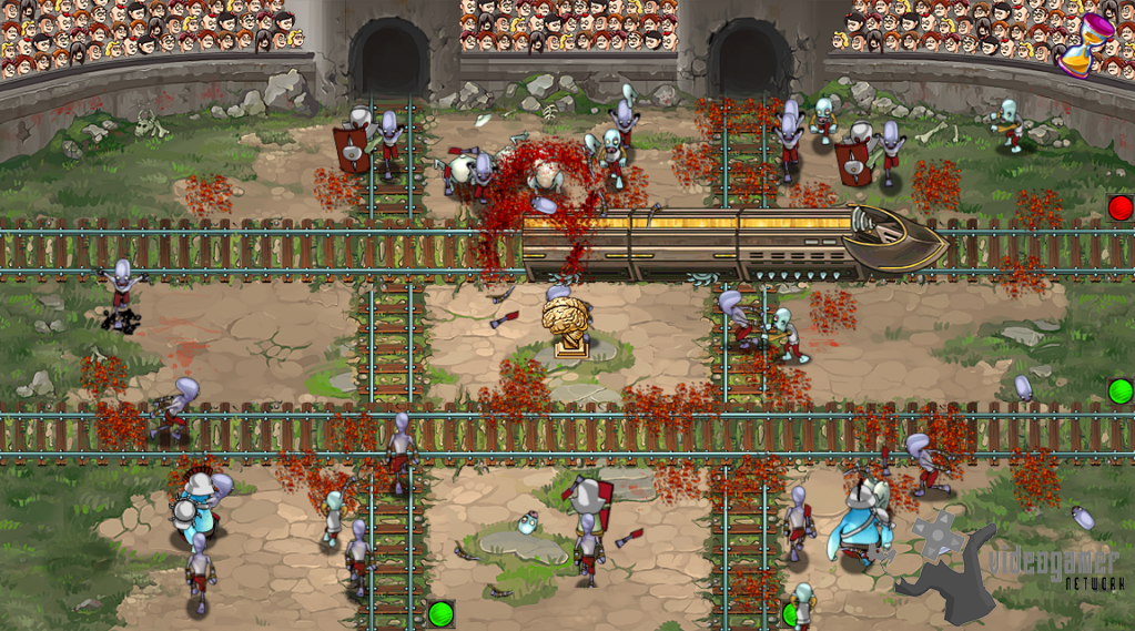 Zombies & Trains Now Free on Android