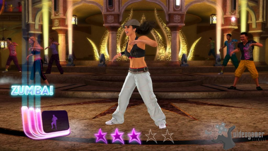 New Downloadable Content Available for Zumba Fitness Rush