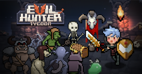 Evil Hunter Tycoon Screens