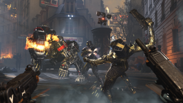 Wolfenstein: Youngblood Screens
