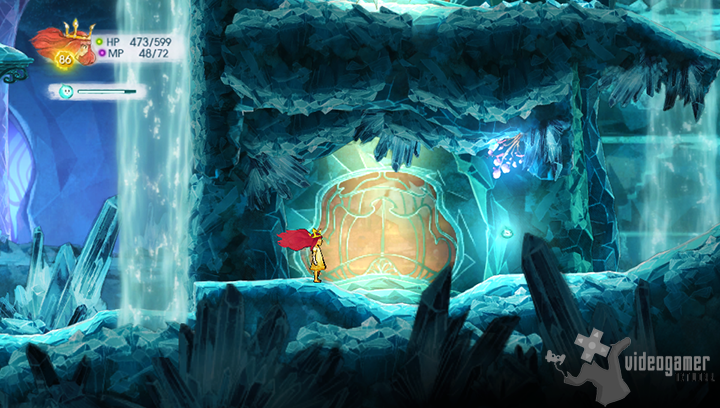 9 Screenshots For Child Of Light