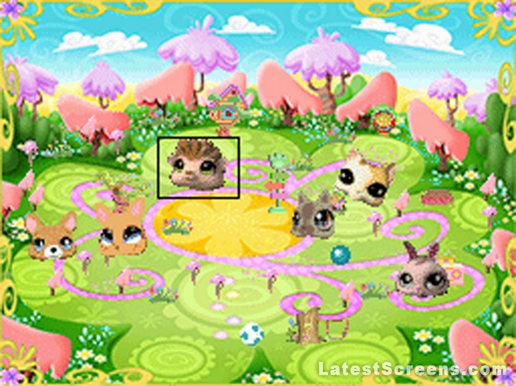 All Littlest Pet Shop Spring Screenshots for Nintendo DS