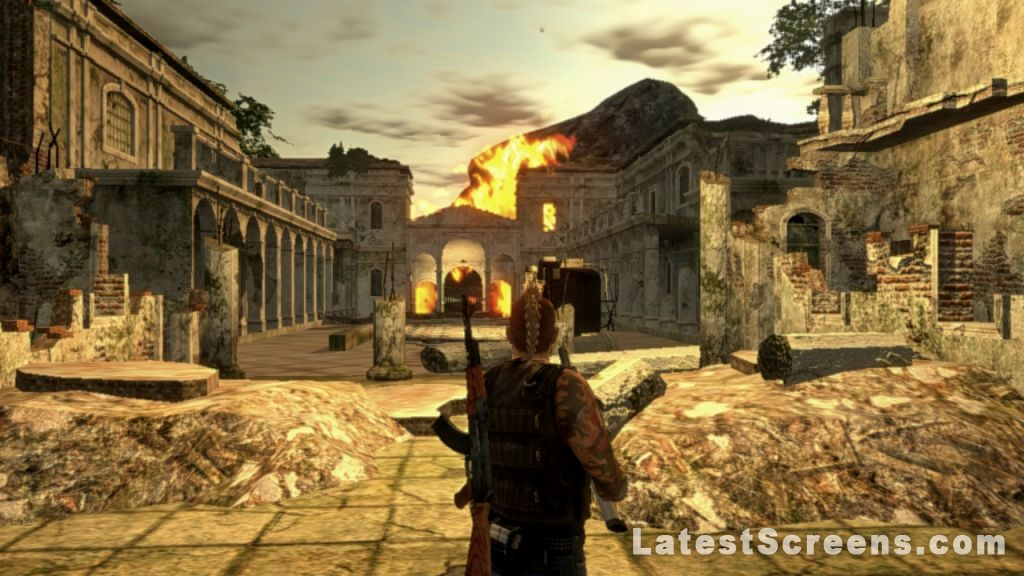 All mercenaries 2 world in flames screenshots for xbox 360 mercenaries 2 world in flames screenshots altavistaventures Choice Image