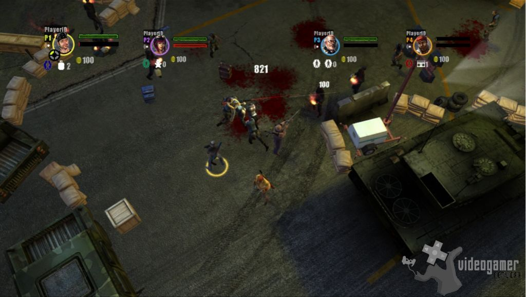 all zombie apocalypse 2 screenshots for playstation 3 xbox 360